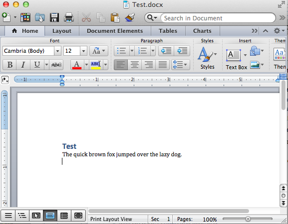 Reading and writing Microsoft Word docx files with Python | Virantha